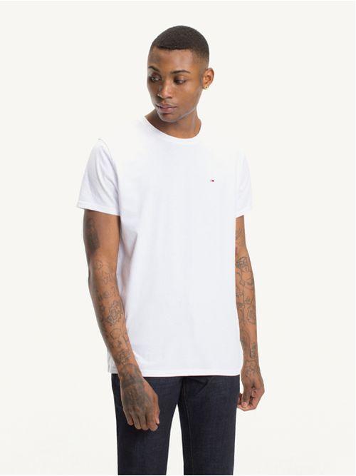 Camiseta-con-cuello-redondo-de-corte-regular-Tommy-Hilfiger