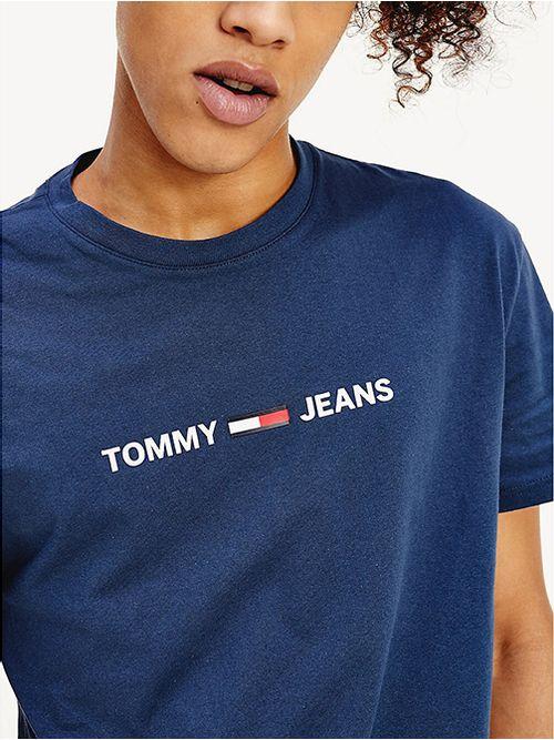 Camiseta-de-algodon-con-logo-Tommy-Hilfiger