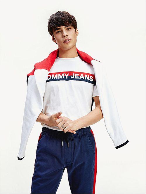 Camiseta-de-rayas-con-logo-Tommy-Hilfiger