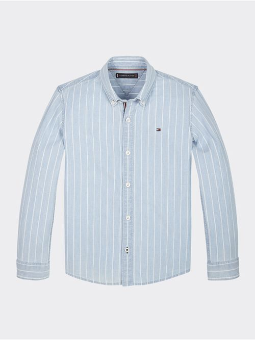 CAMISA-DENIM-STRIPE-Tommy-Hilfiger