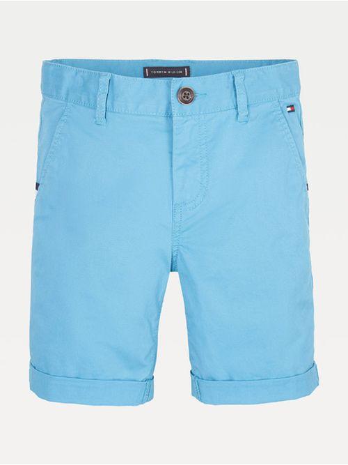 Pantalon-chino-corto-Essential-de-algodon-Tommy-Hilfiger