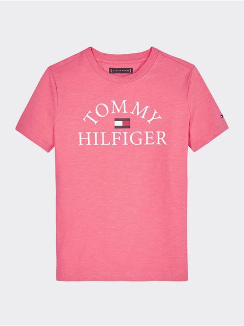 Camiseta-Essential-con-logo-Tommy-Hilfiger