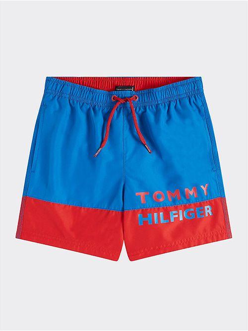 Vestido-de-baño-con-cordon-y-logo-color-block-Tommy-Hilfiger