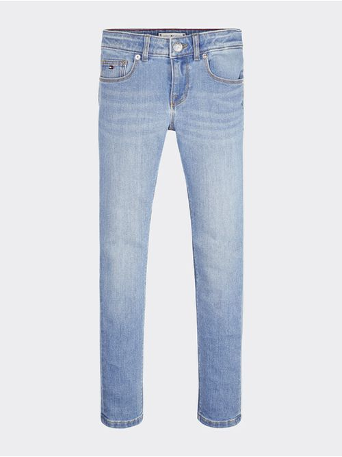 Jeans-Nora-ceñidos-con-efecto-desteñido-Tommy-Hilfiger