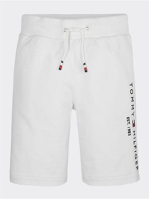 Pantalon-corto-Essential-con-cordon-y-logo-Tommy-Hilfiger
