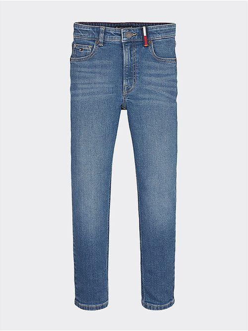 Jeans-Rey-amplios-con-pernera-conica-Tommy-Hilfiger