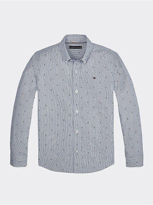 Camisa-de-rayas-en-puro-algodon-Tommy-Hilfiger