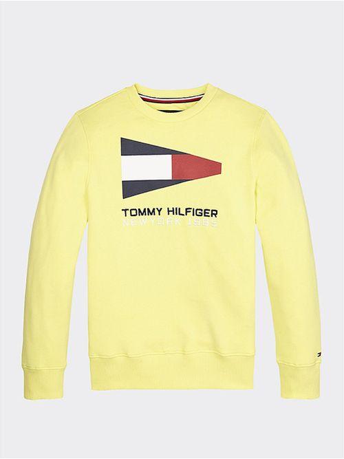 Sudadera-con-logo-nautico-Tommy-Hilfiger