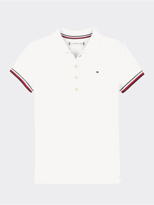 ESSENTIAL-TOMMY-SCRIPT-POLO-Tommy-Hilfiger