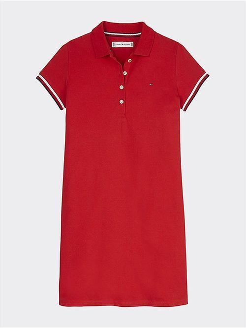 Vestido-Essential-tipo-polo-Tommy-Hilfiger