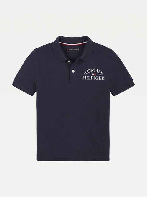 Polo-Essential-en-puro-algodon-con-logo-Tommy-Hilfiger