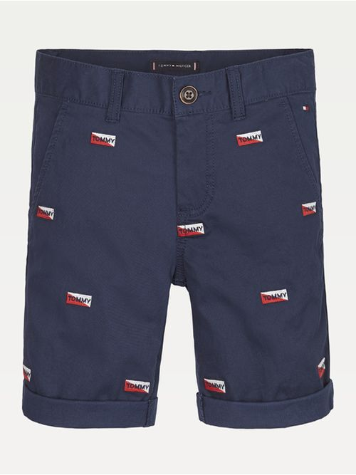 ALLOVER-EMBROIDERY-CHINO-SHORT-Tommy-Hilfiger
