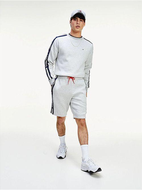 Pantalon-corto-TH-Cool-con-inscripcion-Tommy-Hilfiger