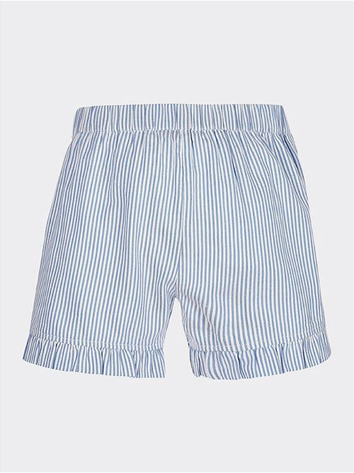 Shorts-de-rayas-Ithaca-con-volante-Tommy-Hilfiger