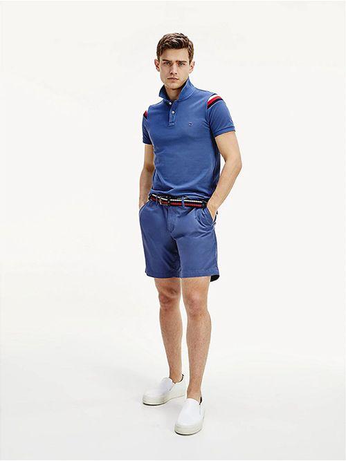 Pantalon-corto-de-sarga-Tommy-Hilfiger