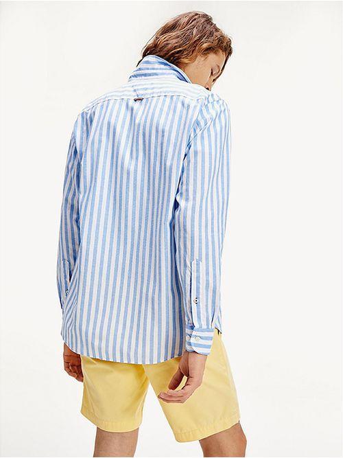 Camisa-de-rayas-en-algodon-y-lino