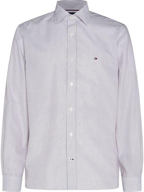Camisa-de-corte-regular-con-rayas