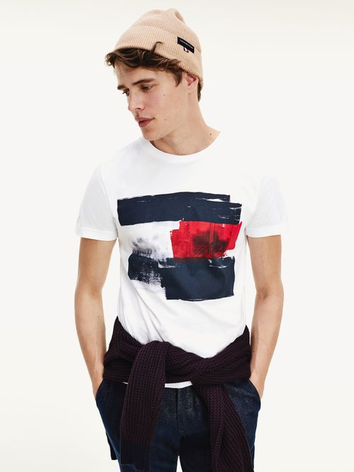 Camiseta-de-algodon-organico-con-logo-pictorico