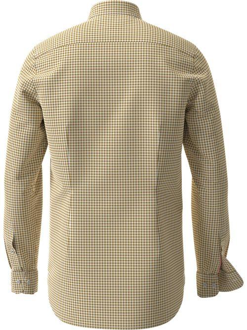 Camisa-de-cuadros-Vichy-y-corte-slim
