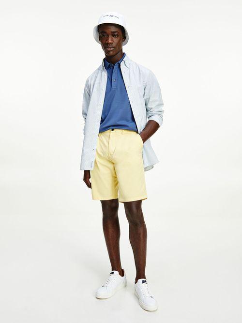 Camisa-de-corte-regular-con-rayas-verticales