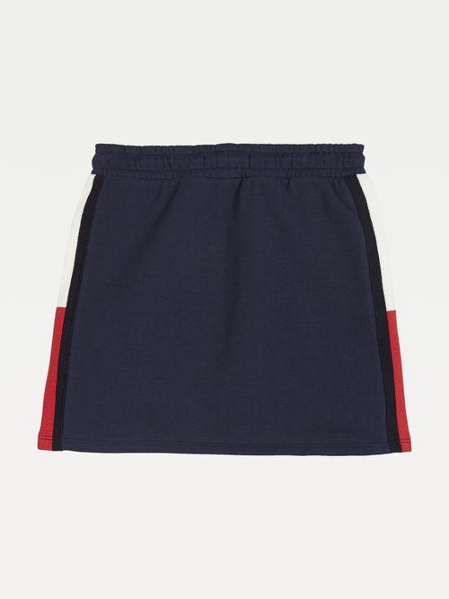Falda-con-paneles-de-punto-elastico