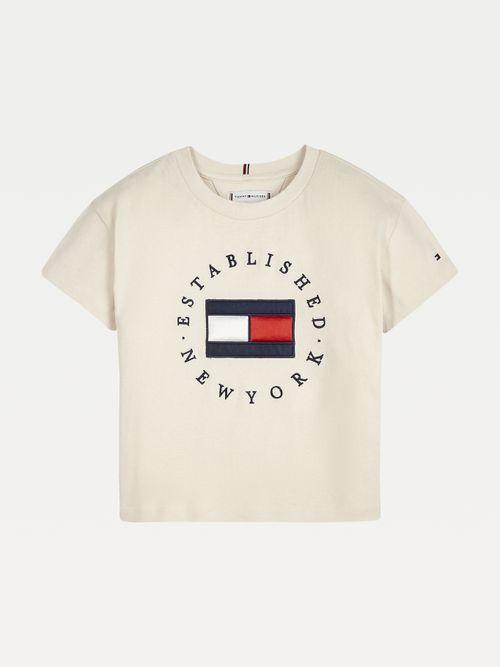 Camiseta-Heritage-de-algodon-con-logo
