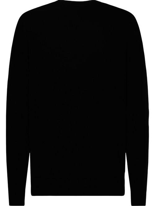 Jersey-de-algodon-con-cuello-redondo