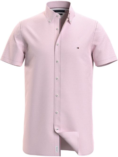 Camisa-clasica-mini-print