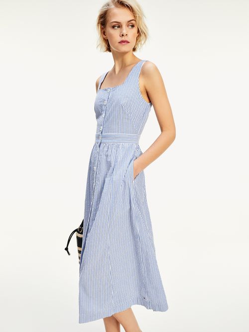 Vestido-de-algodon-mil-rayas
