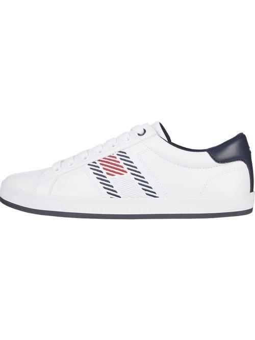 Zapatillas-de-pu-con-diseño-de-bandera-bordada-y-suela-vulcanizada
