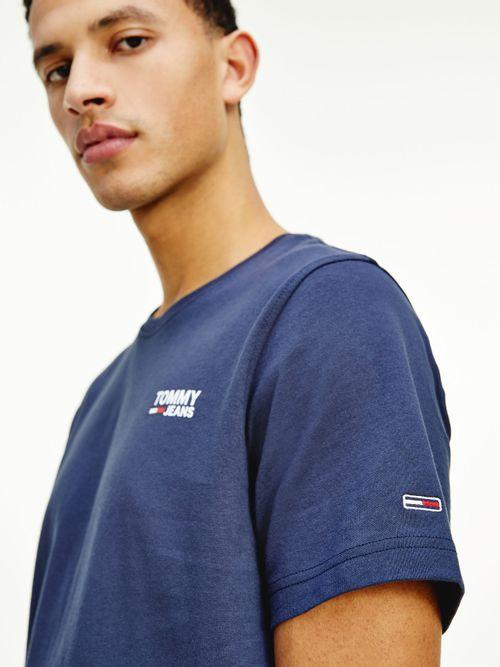 Camiseta-con-logo-de-Tommy-Jeans