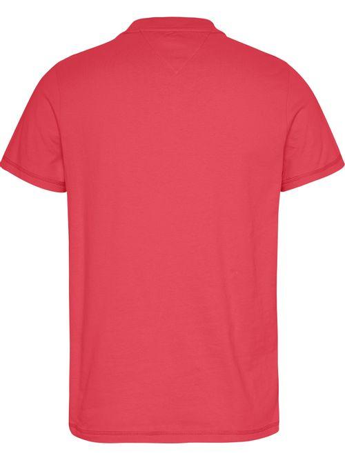 Camiseta-de-corte-slim-con-cuello-alto