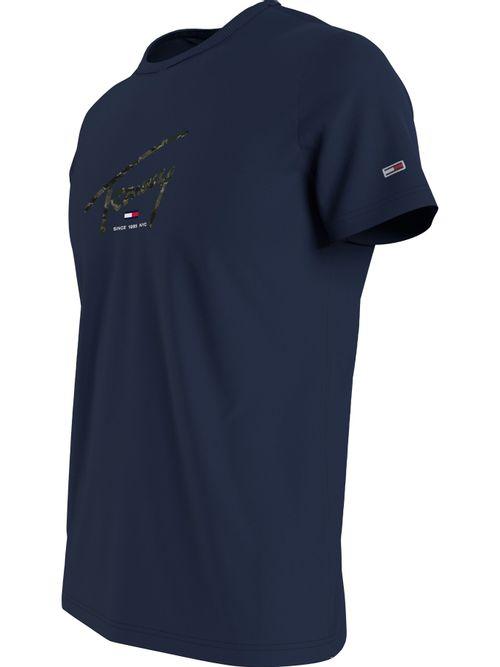 Camiseta-con-logo-con-efecto-camuflaje
