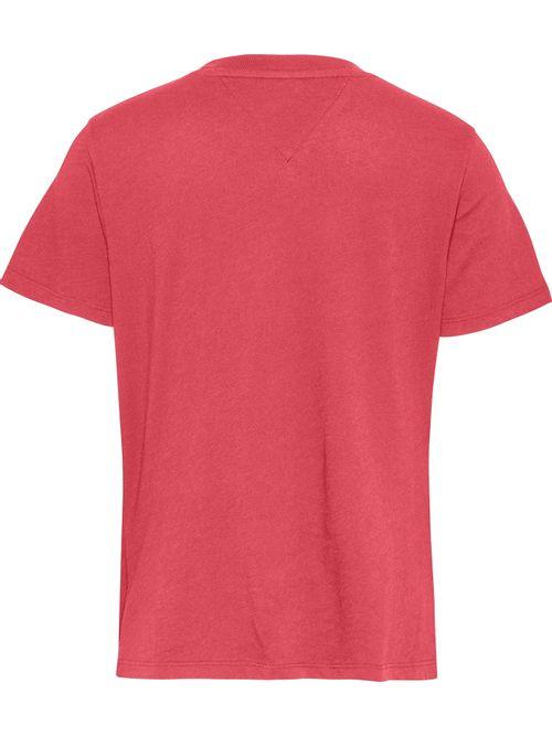 Camiseta-de-algodon-con-logo-de-corazon