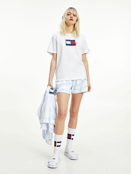 Camiseta-de-corte-amplio-con-logo
