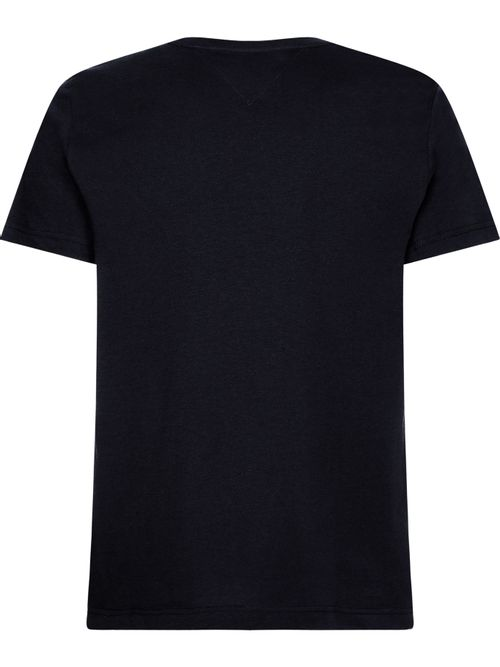 Camiseta-de-algodon--con-logo-estampado