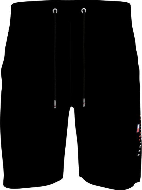 Pantalon-corto-Essential-de-algodon-organico