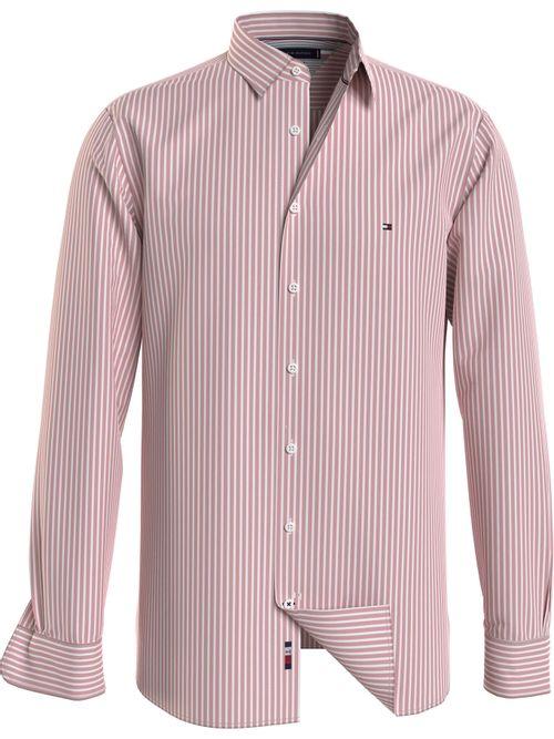 Camisa-de-rayas-con-corte-Regular