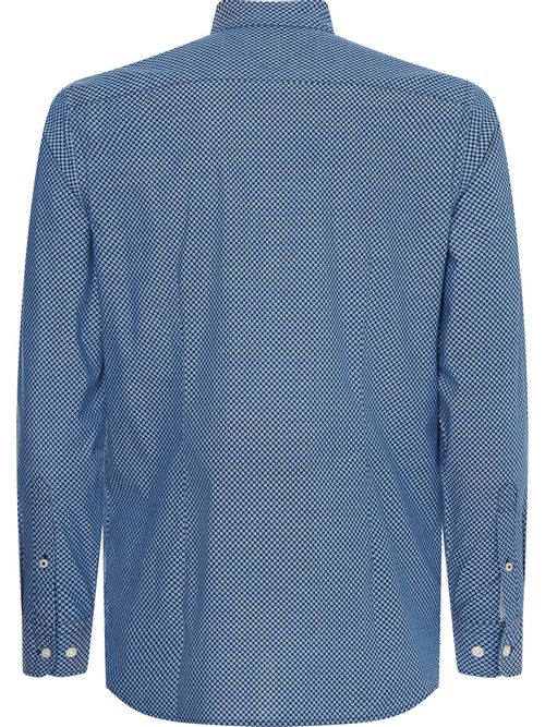 Camisa-con-diseño-geometrico-de-flores