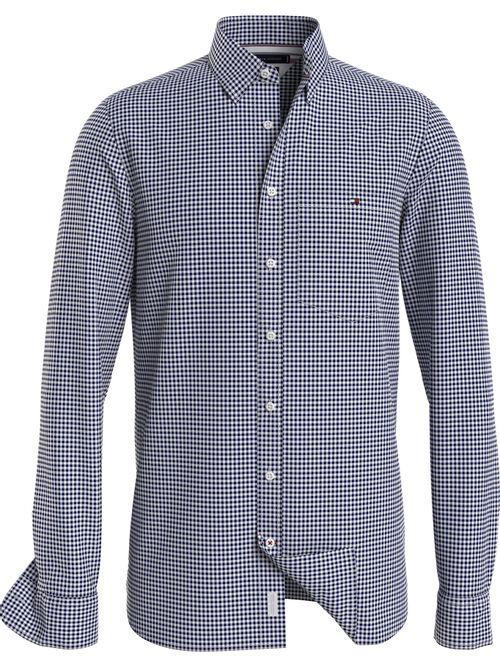 Camisa-TH-Flex-de-cuadros-Vichy