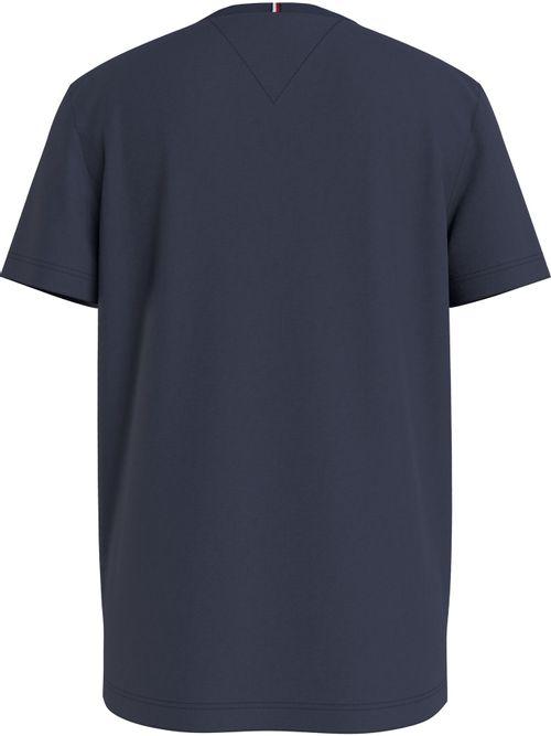 Camiseta-de-algodon-organico-con-logo-vistoso