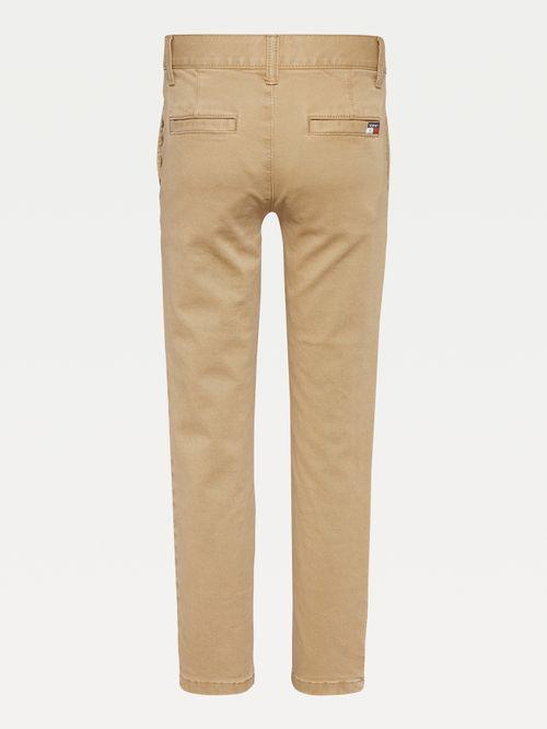 Pantalon-chino-TH-Flex-de-corte-skinny